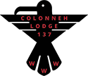Colonneh Lodge totem