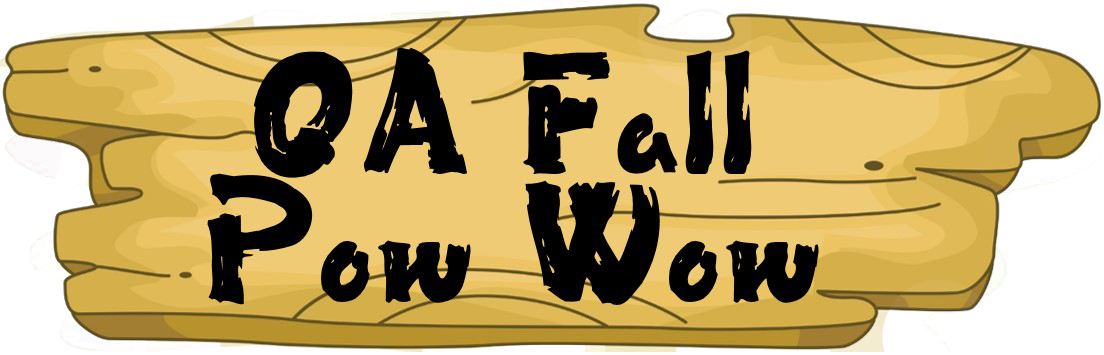 OA Fall Pow Wow graphic
