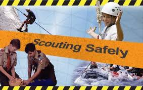 Scouting safely