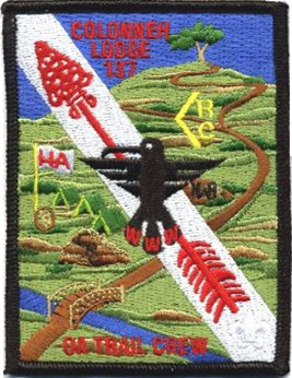 OA Trail Crew patch