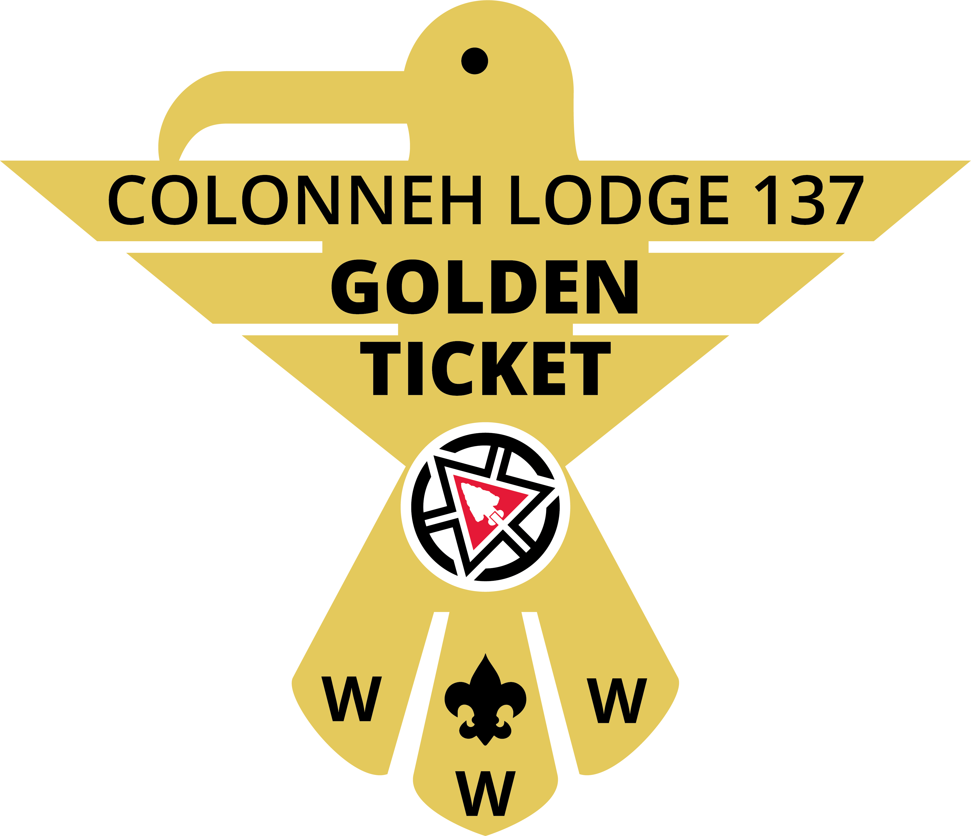golden ticket logo